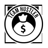 Team Hustler Logo - Virtualmanager.com/clubs/965889