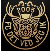 Fc det ved jeg ik Logo - Virtualmanager.com/clubs/30123